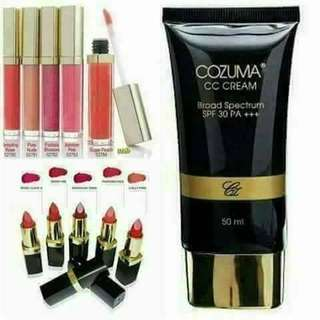 [Authentic] Cozuma Full Makeup Set