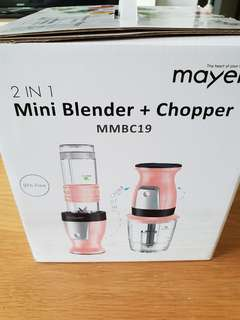 Mayer mini blender + chopper
