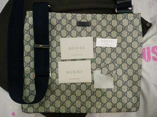 Gucci Messenger Bag(original)