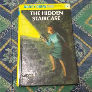 FREE SHIPPING! Nancy Drew Hardbound