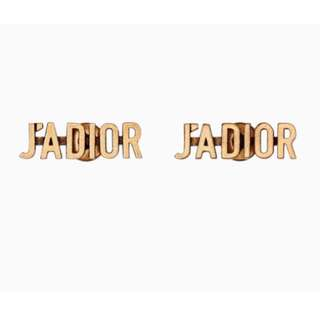 Authentic Christian Dior JADIOR Earrings