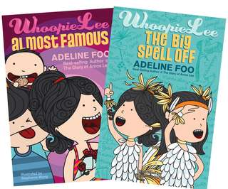 Whoopie Lee Almost Famous/The Big Spell Off by Adeline Foo!