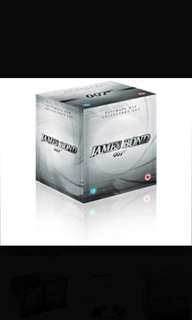 🚚 James Bond Ultimate DVD Collector's set