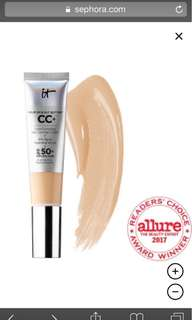 It cosmestic cc cream