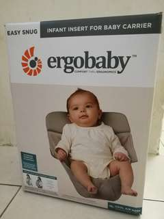 Ergobaby Infant Insert - Easy Snug