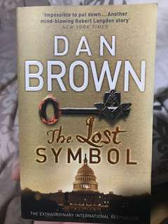 🚚 Dan Brown (The Lost Symbol)