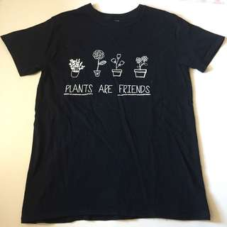 Friends are plants shirt