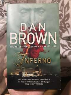 🚚 Dan Brown (Inferno)