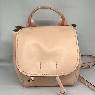 Coach darby backpack crossbody sz 28/17x24 Light Pink