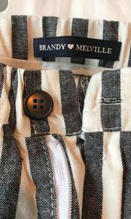 ISO: Brandy Melville High waisted pants