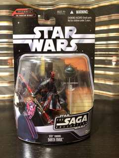 Darth Maul sith training Star Wars