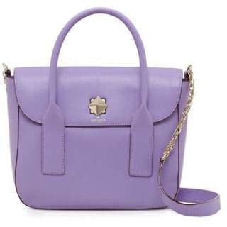 Sale! Authentic Kate Spade florence broadhurst bag in purple