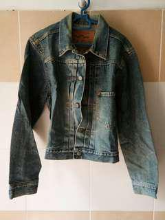 Vintage Studio D Artisan Denim Jacket