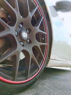 Wheel Protector Rim Protector
