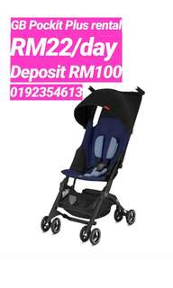 GB Pockit Plus for rental