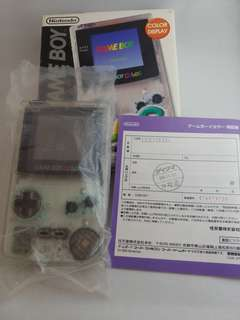 Gameboy Color Game Boy GBC
