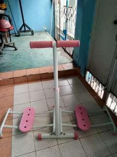 Leg magic exercise