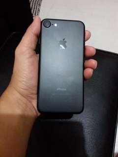 Iphone 7 32G Globe Lock (NO TO SWAP)