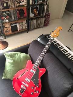 Fender Coronado II Bass Reissue