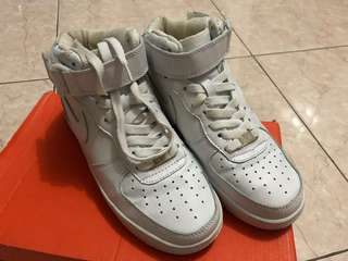 Nile Air Force 1 High White size 38 Original
