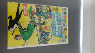 Justice League of America DC bronze age comics
