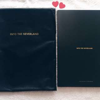 Into the Neverland [Photobook]