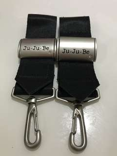 Ju-Ju-Be Be Connected Stroller Clips