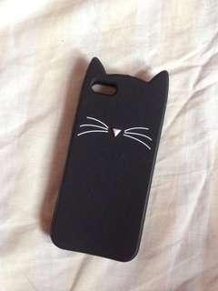 Hello Kitty Iphone 5/5s Silicon case