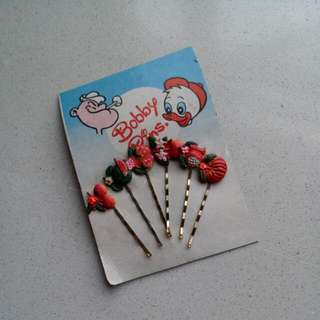 Retro Hair pins 6pcs
