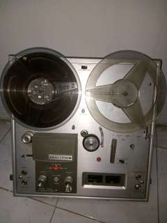 Old tape recorder/player