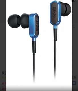 KEF耳機 M100
