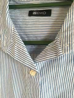 Memo Long-Sleeves Top