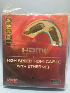 HDMI 1.4 V flat cable 2M