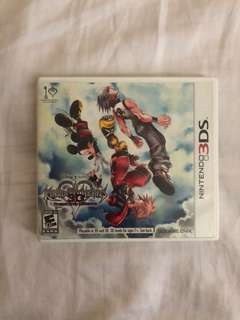 Kingdom Hearts Dream Drop Distance 3DS