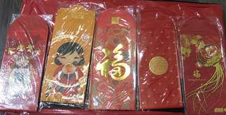 Ang Pow / red packet / CNY