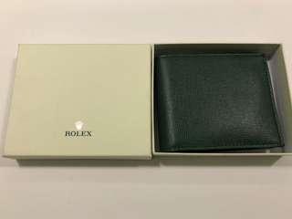 RARE Vintage ROLEX Wallet! Brand new
