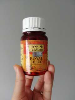 Royal Honey supplement