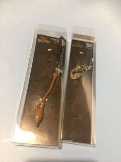 Harry Potter mobile phone accessories from Japan