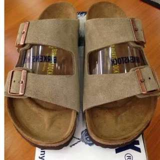 ORIGINAL BIRKENSTOCK (ARIZONA SUEDE)