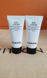 Chanel cc cream (5ml)
