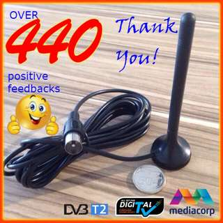 DVB-T2 Digital Ready TV Antenna