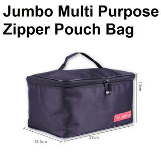 🚚 Nintendo Switch Multi Purpose Jumbo  Pouch Bag