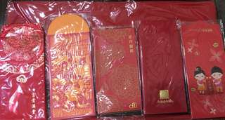 Red Packets / CNY / Ang pow