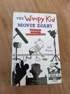 The Wimpy Kid Moive Diary