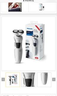 Philips Star Wars Stormtrooper dry electric shaver SW170