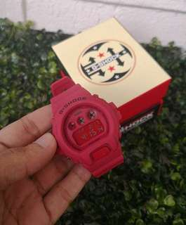 G-SHOCK DW6900 35th ANNIVESARY RED LIMITED EDITION (DE8638P)