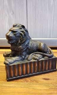 匯豐銅獅子錢箱