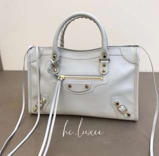 Balenciaga Handbag city S巴黎世家