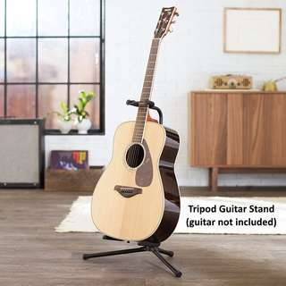 💯 Tripod Guitar Stand with Security Strap