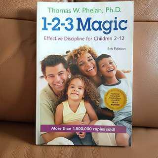 Parenting book : 123 Magic effective discipline for children 2 -12